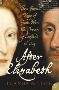 Leanda de Lisle - After Elizabeth - Book Cover
